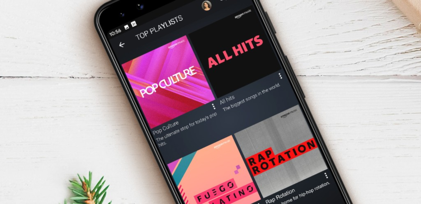 الآن خدمة Amazon Music متاحة مجّانًا لأجهزة أندرويد و iOS و Fire TV