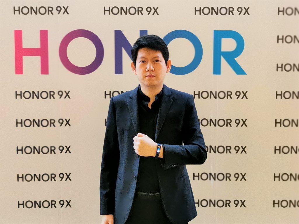 هاتف HONOR 9X يصل السعودية رفقة السوار الذكي HONOR Band 5