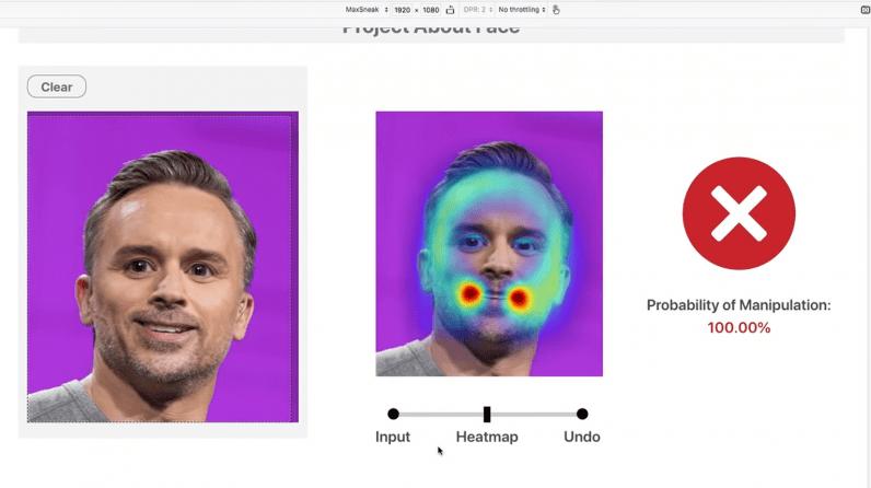تستطيع أداة أدوبي الجديدة اكتشاف ما إذا كان قد تم التلاعب في الوجه
