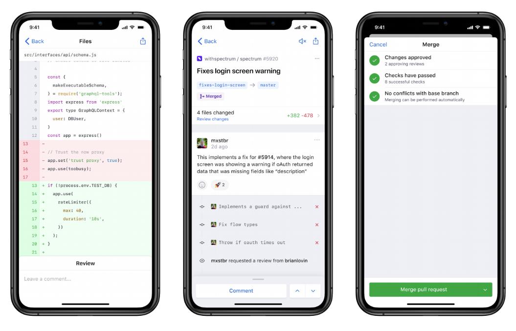 تقوم GitHub بإحياء تطبيقها على أندرويد بعد إتاحة إصدار iOS الآن بشكله التجريبي