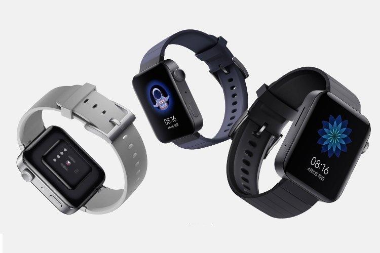 شاومي تطلق ساعة Mi Watch الذكية بتصميم يشبه ساعة آبل