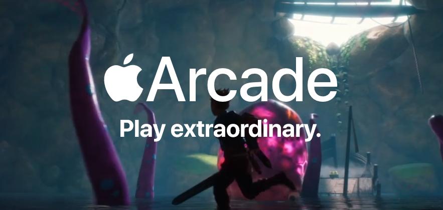 عدد ألعاب خدمة ألعاب آبل آركيد يتخطى 100 لعبة