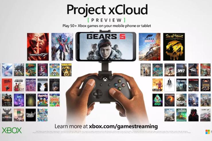 مايكروسوفت ترفع عدد الألعاب المتوفرة على خدمة xClould لـ 50 لعبة - عالم التقنية