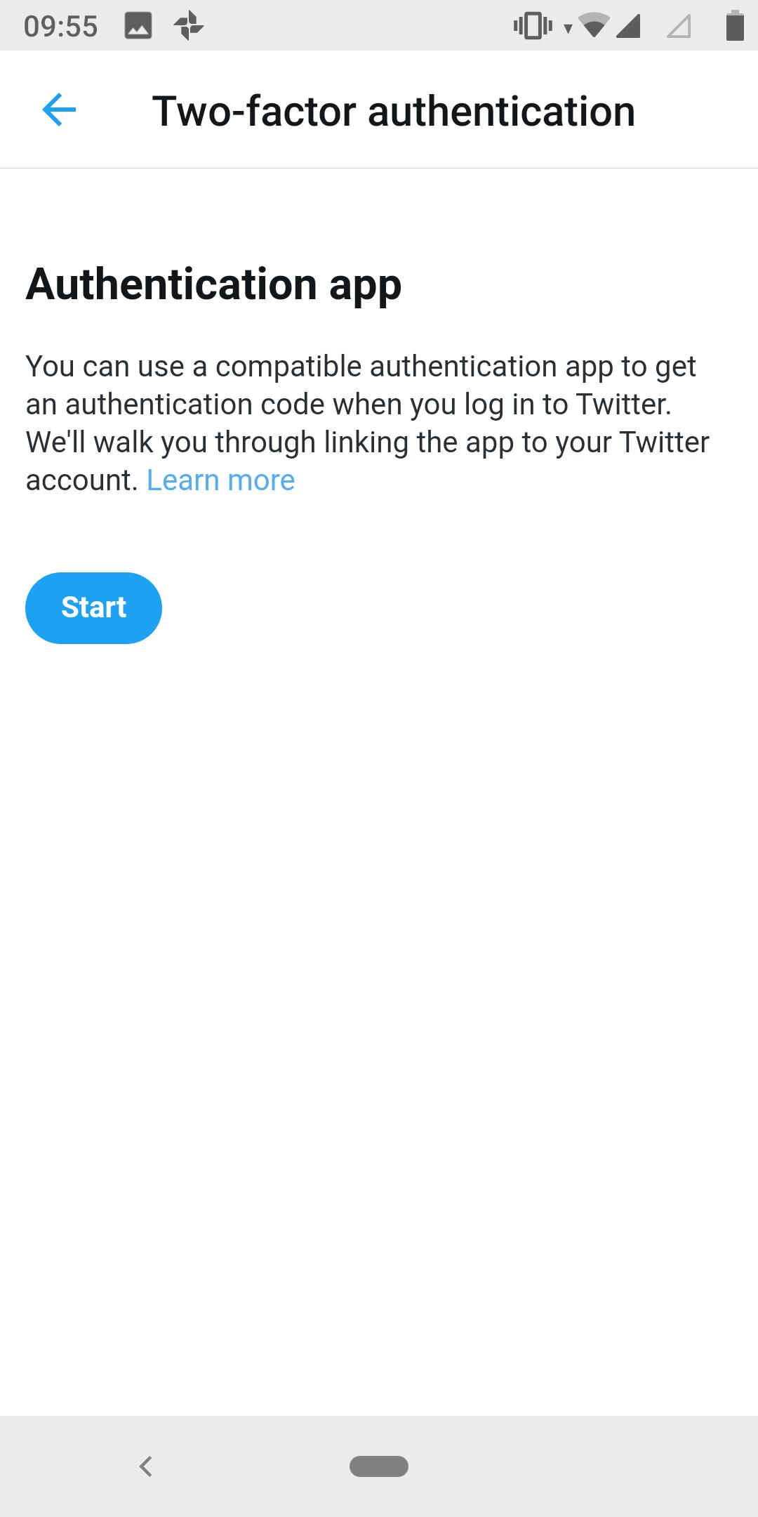 """أخيرًا تويتر تُمكّن المصادقة الثنائية """"2FA"""" بدون رقم الهاتف"""