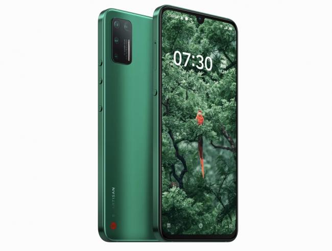 تيك توك - ByteDance تكشف عن أول هاتف ذكي لها Jianguo Pro 3