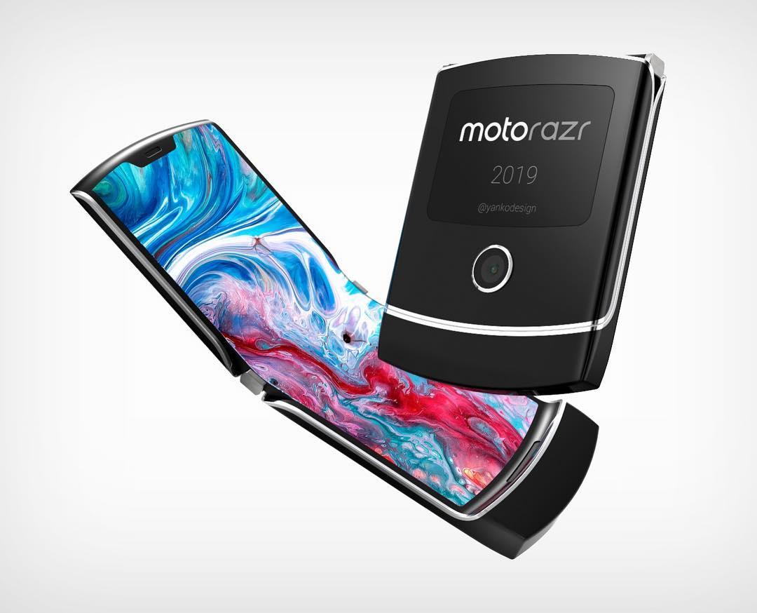 موتورولا تكشف عنها هاتف RAZR 2019 القابل للطي بسعر 1500 دولار
