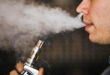 التطبيقات ذات الصلة مع السجائر الإلكترونية أصبحت محظورة من آبل