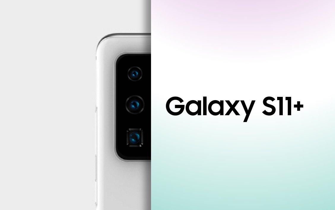 تسريب جديد يكشف عن تصميم وقدرات كاميرا هاتف سامسونج جالكسي S11 بلس