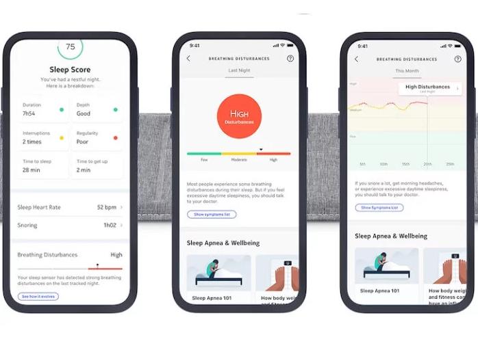 تطبيق Health Mate يضيف الوضع المظلم ومزامنة السكون مع جوجل Fit و Strava