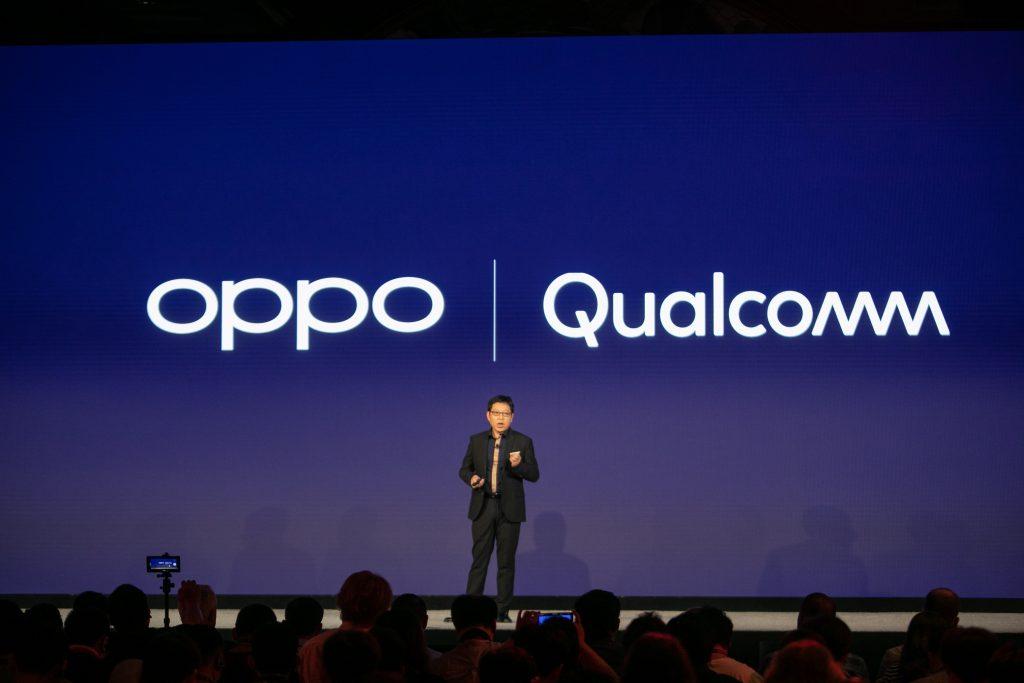 أوبو تطلق هواتف بتقنية الجيل الخامس وأحدث معالجات كوالكوم Snapdragon 865 و Snapdragon 765G في بداية 2020.