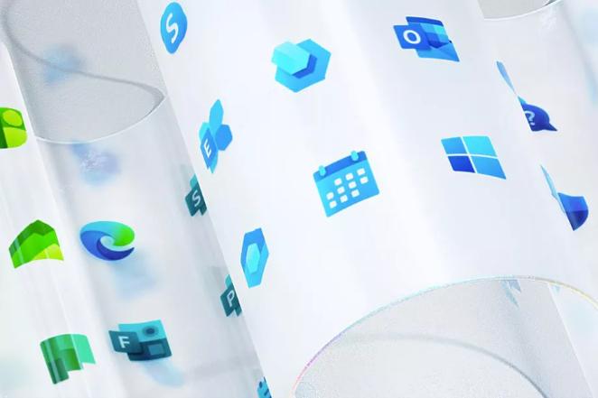 مايكروسوفت تكشف عن شعار جديد للويندوز وأكثر من 100 تحديث لأيقونات تطبيقاتها