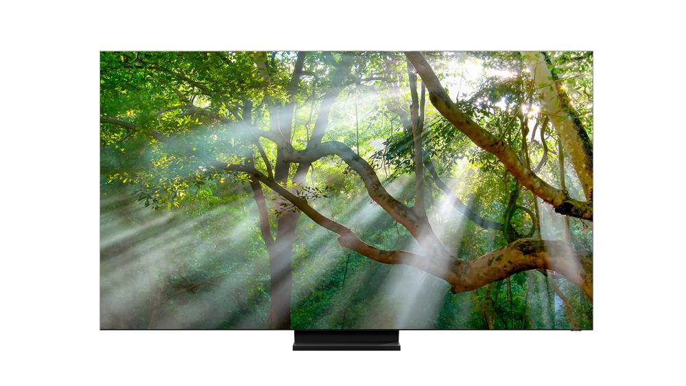 معرض CES 2020 تلفاز QLED Q950