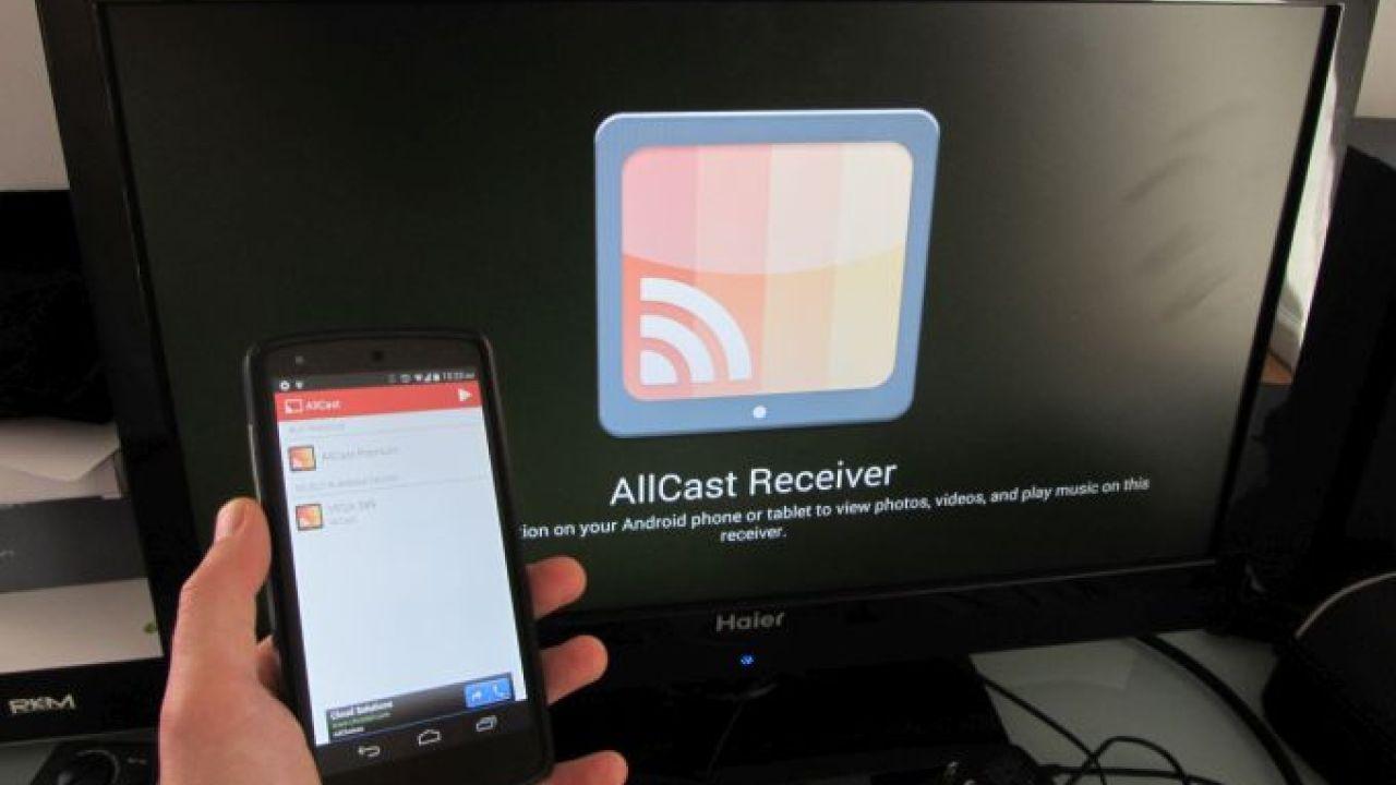 تطبيق AllCast يدعم الآن بث التورنت مباشرة إلى أجهزة التلفاز وأكثر على أندرويد