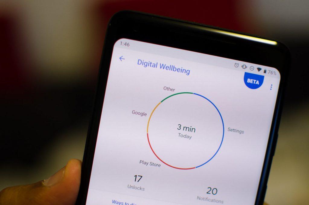"""تتيح لك أداة الرفاهية الرقمية على جوجل أندرويد الآن تجاوز """"وضع التركيز"""" لمدة 5 دقائق"""