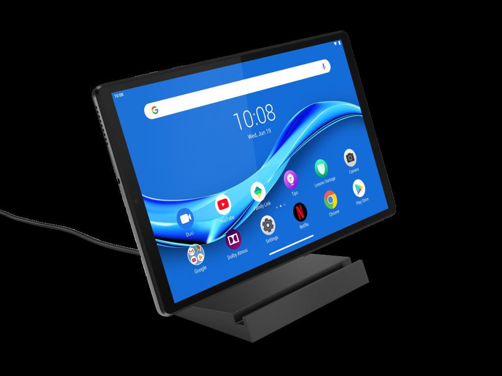 الجهاز اللوحي Lenovo Smart Tab M10