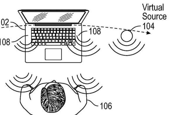 آبل تسجل براءة اختراع لنظام صوتي افتراضي لأجهزة ماك بوك