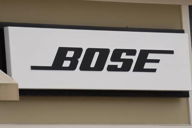 شركة Bose تقرر إغلاق متاجرها في الولايات المتحدة وأوروبا