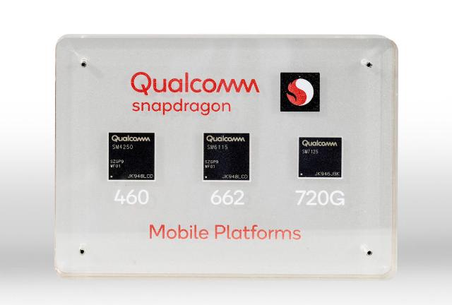 شركة كوالكوم تكشف عن ثلاث معالجات 4G جديدة