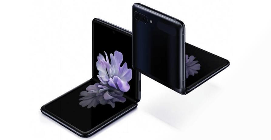 هذا هو هاتف سامسونج القابل للطي Galaxy Z Flip