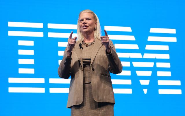 Virginia Rometty تتنحى عن إدارة شركة IBM في إبريل المقبل