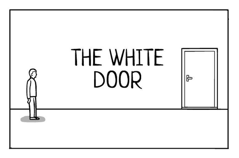 The White Door لعبة جديدة من القائمين على سلسلة ألعاب Cube Escape الشهيرة