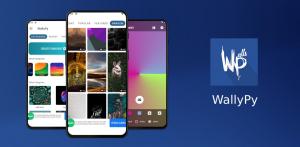 يتضمن التطبيق الجديد WallsPy أكثر من 6000 خلفية على أندرويد فقط