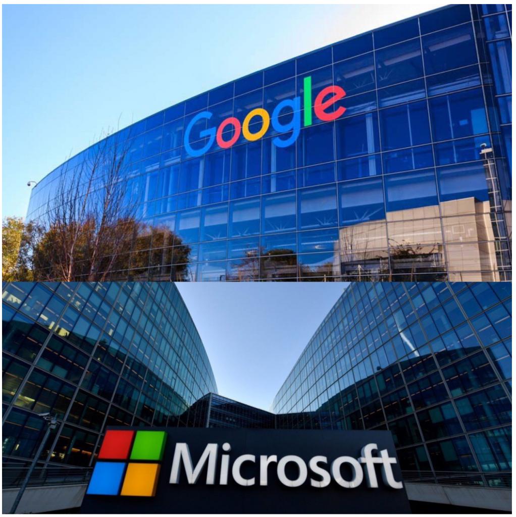 جوجل و مايكروسوفت تقرران إلغاء مؤتمراتهما بسبب فيروس كورونا