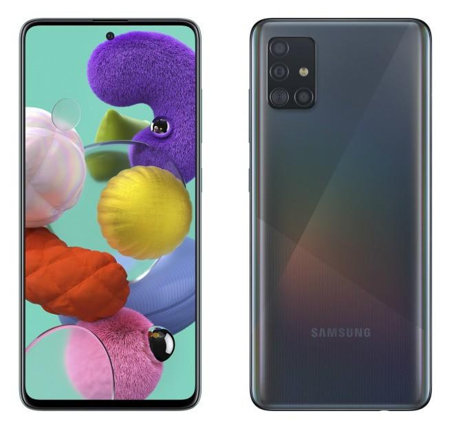 سامسونج وشاومي تسيطران على مبيعات الهواتف المتوسطة للربع الأول 2020 Samsung-galaxy-a51