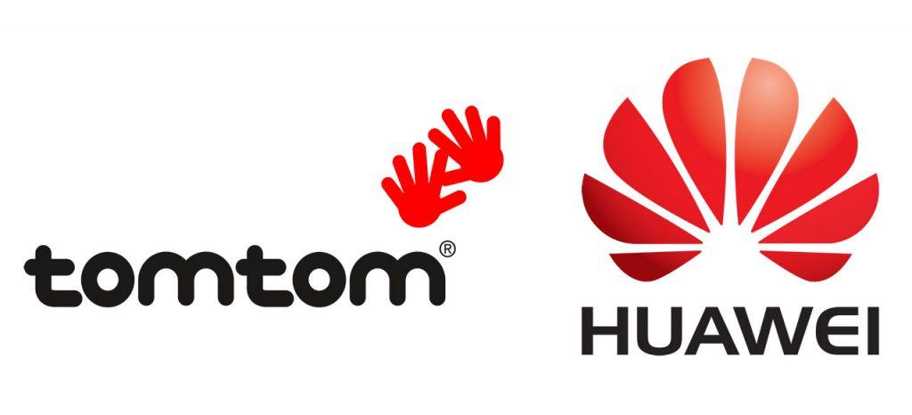 هواوي تعقد صفقة لاستخدام خرائط TomTom في هواتفها
