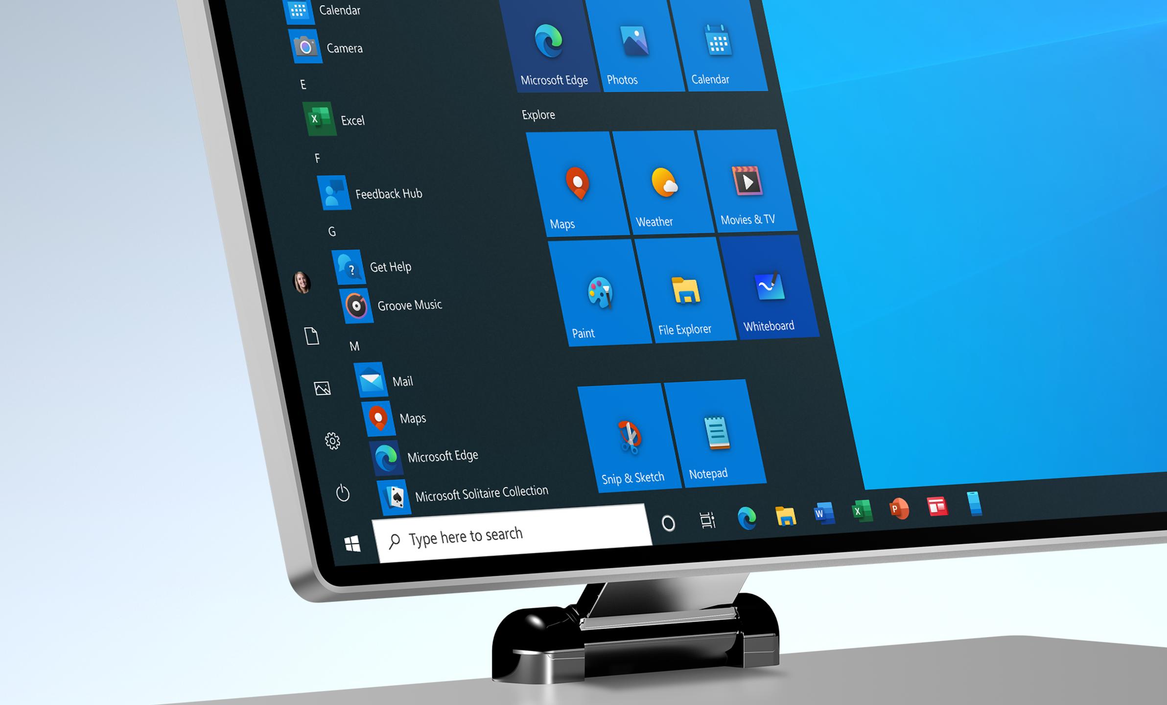 مايكروسوفت تعيد تصميم أيقونات نظام تشغيلها ويندوز 10
