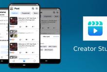 فيسبوك تُطلق خدمتها Creator Studio كتطبيق مستقل على أندرويد و iOS