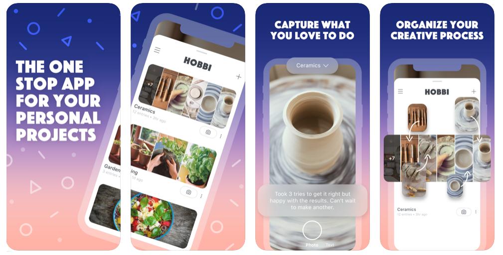 فيس بوك تغلق تطبيقها Hobbi الشبيه بـ Pinterest
