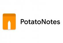 PotatoNotes أحد تطبيقات الملاحظات الجديدة والشبيهة لتطبيق Keep من جوجل