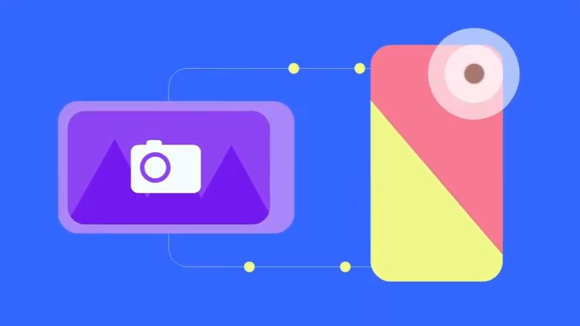 تطبيق SayCheese للتحكم بكاميرا الهاتف عن بعد وبدون الحاجة إلى الإنترنت