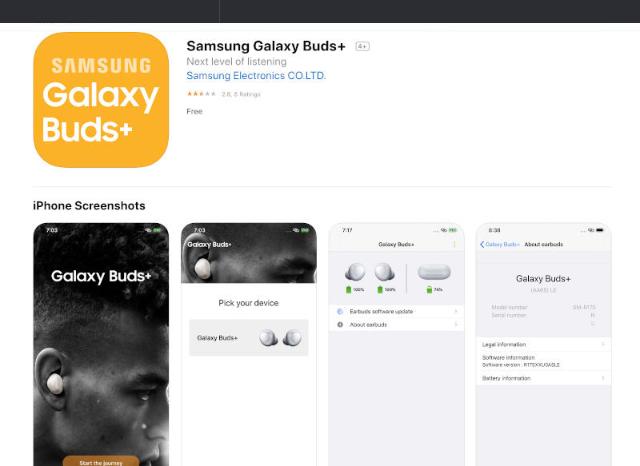 سماعات + Galaxy Buds الجديدة قد تكون حاضرة في مؤتمر سامسونج القادم