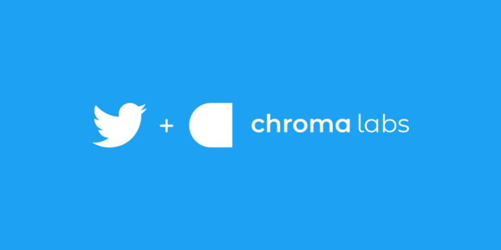 تويتر تستحوذ على Chroma Labs بشكل كامل وتضم فريقها
