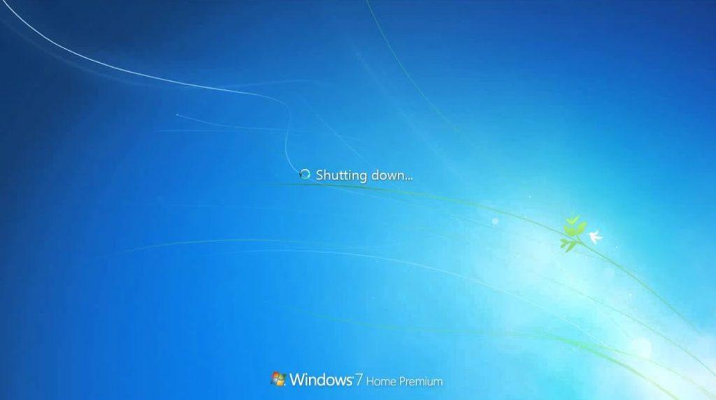 مشكلة في نظام مايكروسوفت ويندوز 7 تمنع المستخدمين من إيقاف تشغيل أجهزتهم