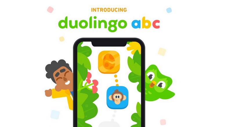 دوولينجو تطلق تطبيقها الجديد Duolingo ABC على iOS