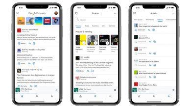 أخيرًا جوجل تُطلق تطبيقها البودكاست على iOS