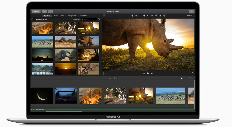 آبل تطلق MacBook Air محدث بضعفي السعة ومعالج إنتل من الجيل العاشر