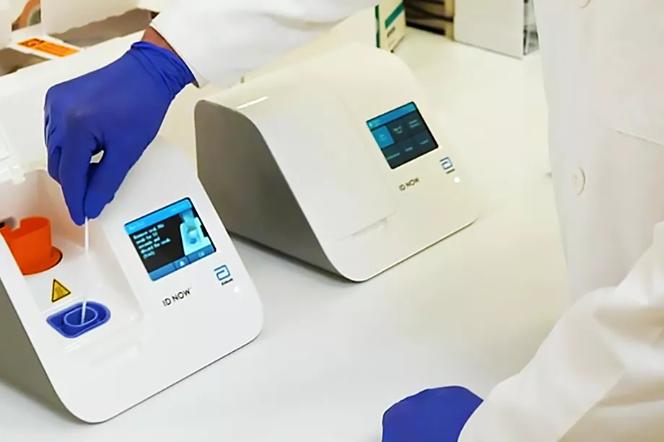 شركة Abbott الأمريكية تطور جهازاً لفحص الإصابة بكورونا خلال 5 دقائق