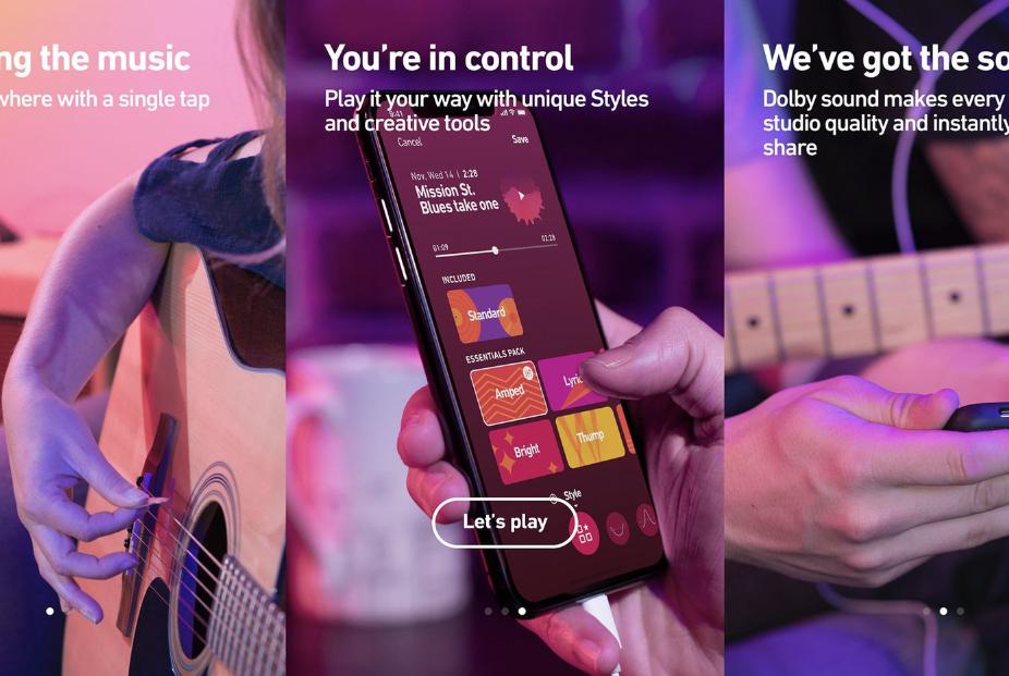 جدبد التطبيقات: Dolby On تحصل معه على جودة تسجيل صوت مذهلة وبدون ضوضاء
