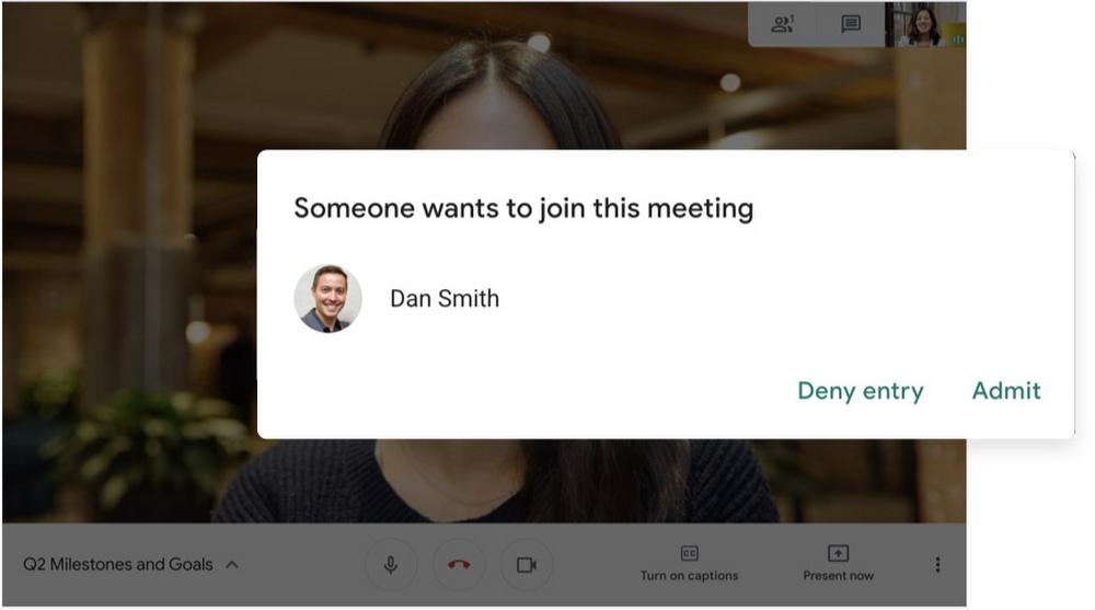 جوجل تُعيد تسمية Hangouts Meet إلى Google Meet