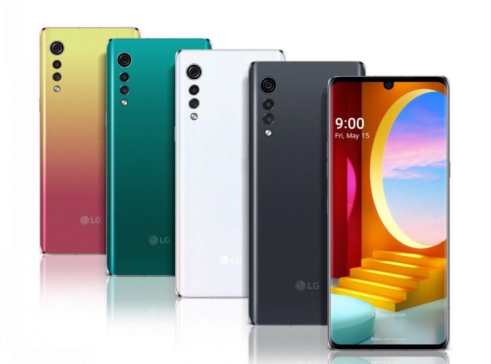 مواصفات هاتف  إل جي  LG Velvet الجديد