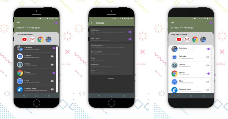 جديد التطبيقات: Screen On لإبقاء شاشة هاتفك الأندرويد قيد التشغيل