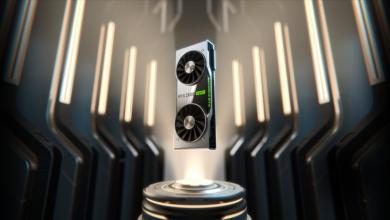 معالجات رسومات إنفيديا RTX Super Max-Q تنطلق بالسوق مع أجهزة جديدة