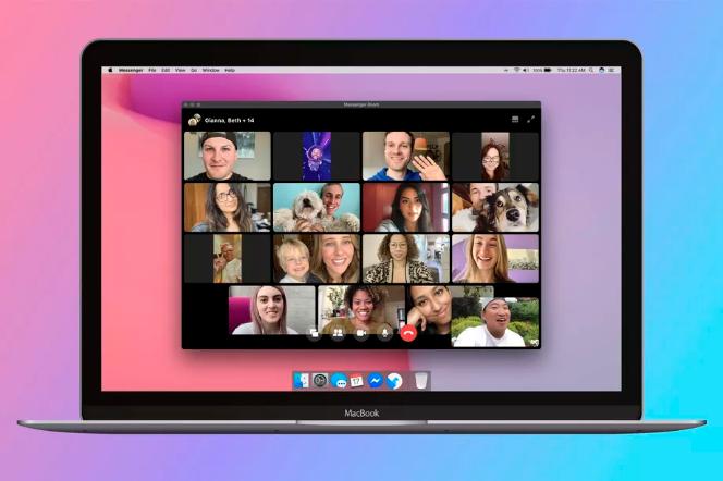 """فيسبوك تطلق أداة ماسنجر روم """"Messenger Room"""" لمكالمات فيديو لأكثر من 50 شخص"""