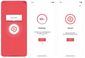 خدمة نقل الملفات الغير محدودة Smash تصل أندرويد و iOS