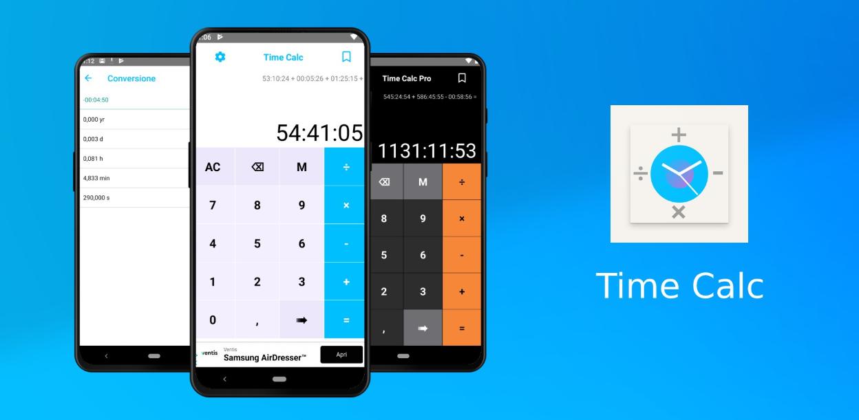 Time Calc تطبيق جديد يُوفّر آلة حاسبة لإجراء حسابات دقيقة للوقت