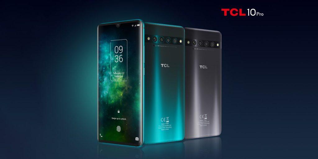 شركة TCL تعلن عن سلسلة TCL 10 مع تقنية الجيل الخامس وأسعار أقل من 500 دولار